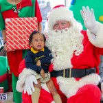 Children Greet Santa At Airport Bermuda, November 23 2018-8412