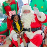 Children Greet Santa At Airport Bermuda, November 23 2018-8414