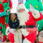 Children Greet Santa At Airport Bermuda, November 23 2018-8426
