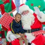 Children Greet Santa At Airport Bermuda, November 23 2018-8436
