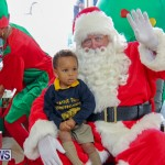 Children Greet Santa At Airport Bermuda, November 23 2018-8440