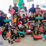 Children Greet Santa At Airport Bermuda, November 23 2018-8466