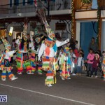 Christmas Parade In Hamilton Bermuda, November 25 2018-1005