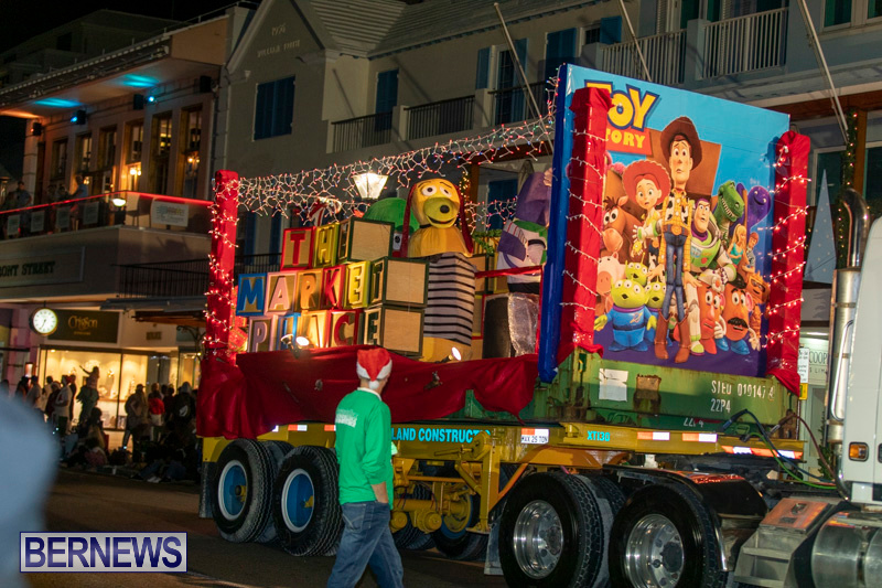 Christmas-Parade-In-Hamilton-Bermuda-November-25-2018-1156