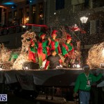 Christmas Parade In Hamilton Bermuda, November 25 2018-1188