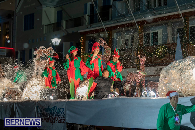 Christmas-Parade-In-Hamilton-Bermuda-November-25-2018-1196