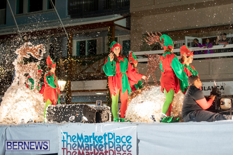 Christmas-Parade-In-Hamilton-Bermuda-November-25-2018-1201