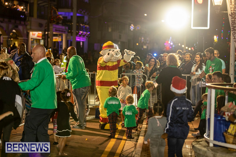 Christmas-Parade-In-Hamilton-Bermuda-November-25-2018-1258
