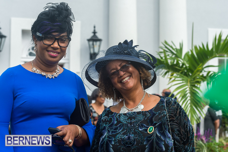 Convening-Of-Parliament-Throne-Speech-Bermuda-November-9-2018-141