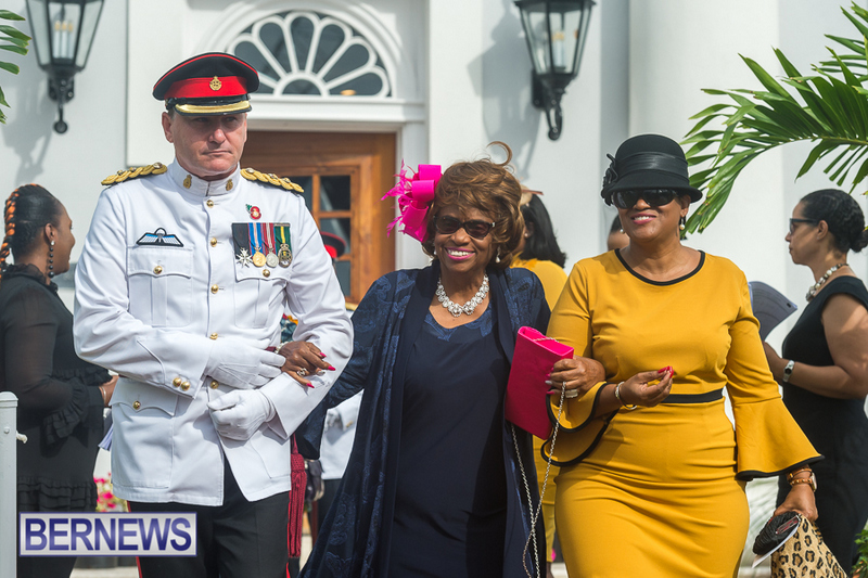 Convening-Of-Parliament-Throne-Speech-Bermuda-November-9-2018-233
