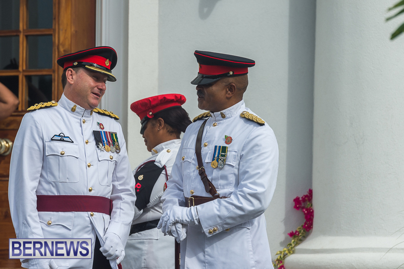 Convening-Of-Parliament-Throne-Speech-Bermuda-November-9-2018-244