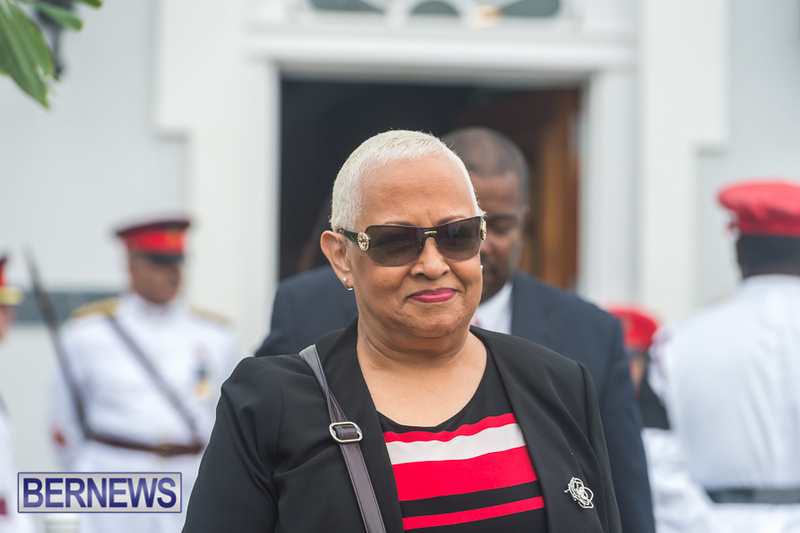 Convening-Of-Parliament-Throne-Speech-Bermuda-November-9-2018-294