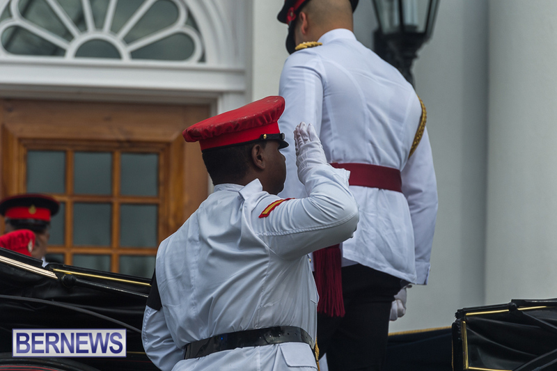 Convening-Of-Parliament-Throne-Speech-Bermuda-November-9-2018-302