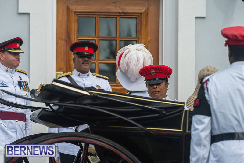 Convening-Of-Parliament-Throne-Speech-Bermuda-November-9-2018-304