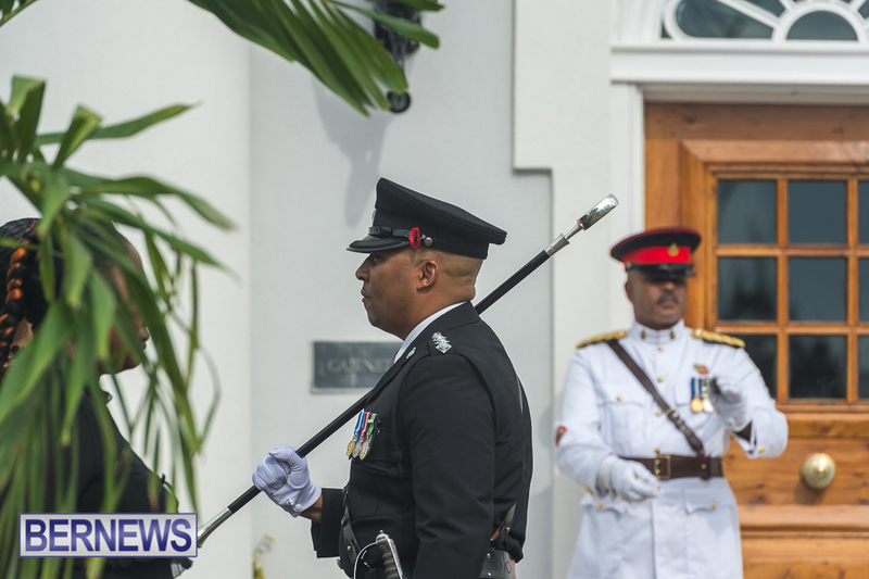 Convening-Of-Parliament-Throne-Speech-Bermuda-November-9-2018-328