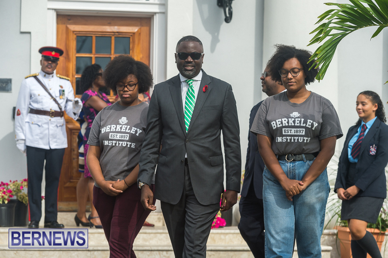 Convening-Of-Parliament-Throne-Speech-Bermuda-November-9-2018-358