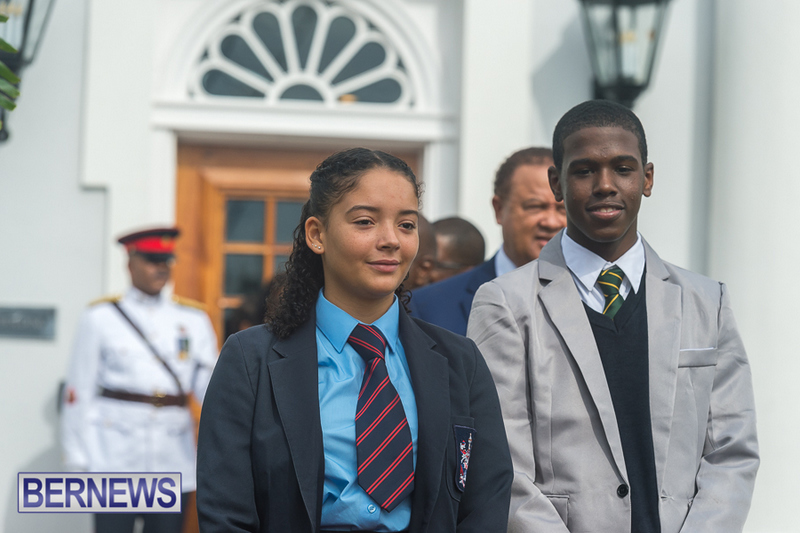 Convening-Of-Parliament-Throne-Speech-Bermuda-November-9-2018-367