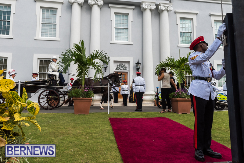 Convening-Of-Parliament-Throne-Speech-Bermuda-November-9-2018-417
