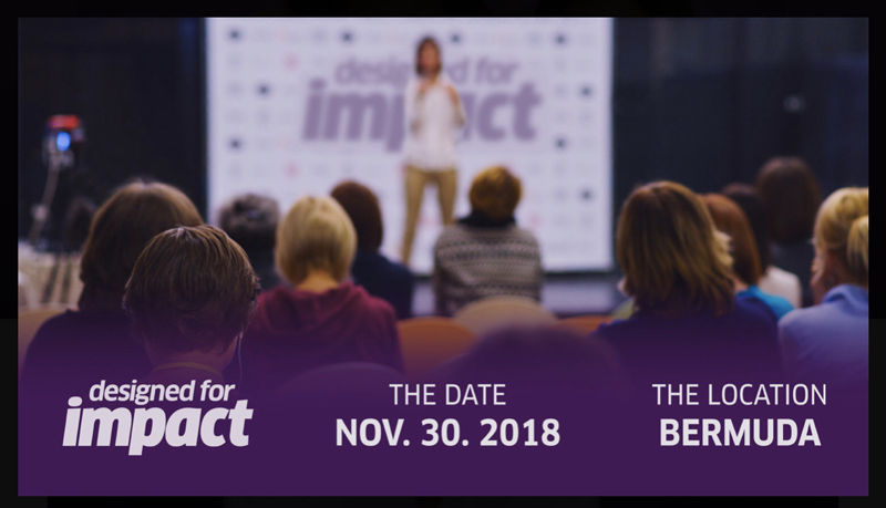 Designed For Impact Bermuda Nov 2018