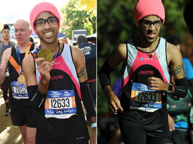 Domico Watson TCS New York Marathon Nov 2018 (2)