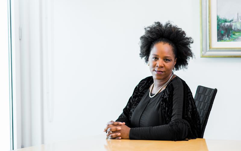 Dr Myra Virgil Bermuda November 2018
