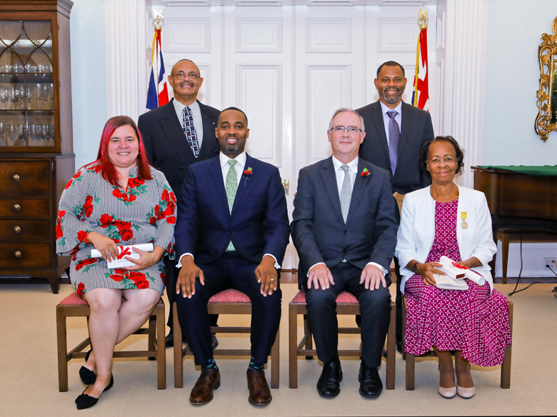 Govt House Honours & Awards Ceremony Bermuda Nov 2018 (1)