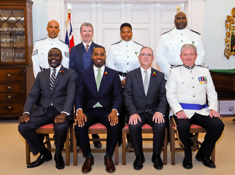 Govt House Honours & Awards Ceremony Bermuda Nov 2018 (2)