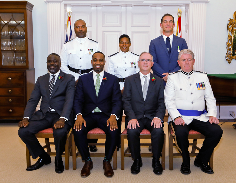 Govt House Honours & Awards Ceremony Bermuda Nov 2018 (3)
