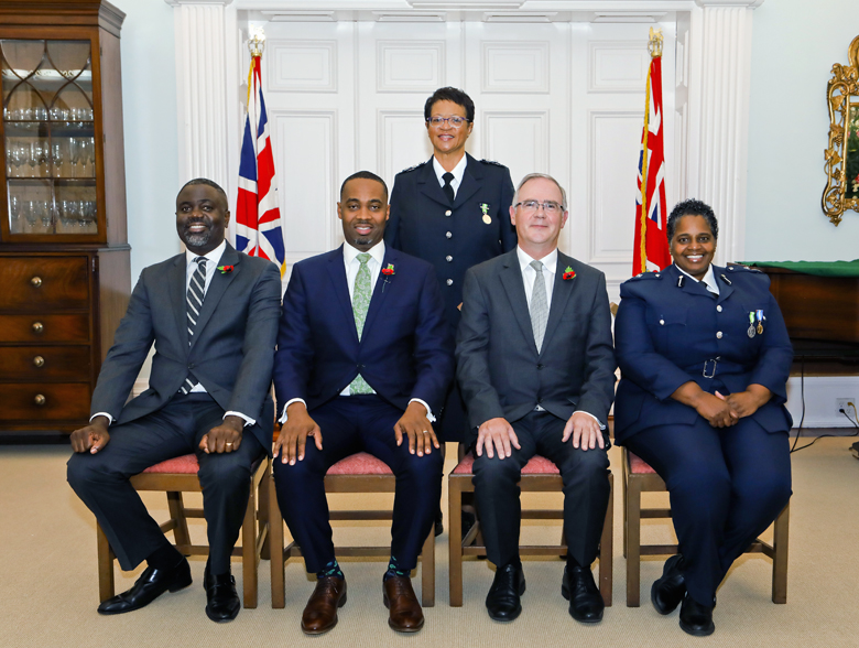 Govt House Honours & Awards Ceremony Bermuda Nov 2018 (4)