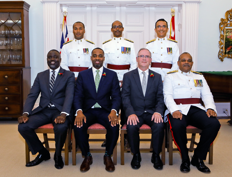 Govt House Honours & Awards Ceremony Bermuda Nov 2018 (5)