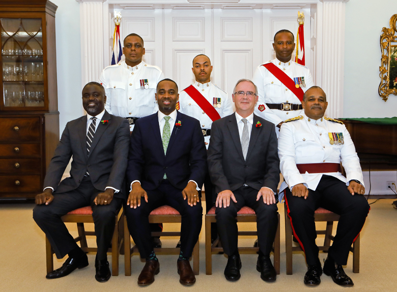 Govt House Honours & Awards Ceremony Bermuda Nov 2018 (6)