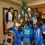 Harrington Sound Primary School Grotto Bay Hotel Christmas tree Bermuda, November 26 2018-1312