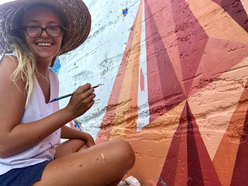 Katie Ewles Mural Bermuda Nov 2018 (1)