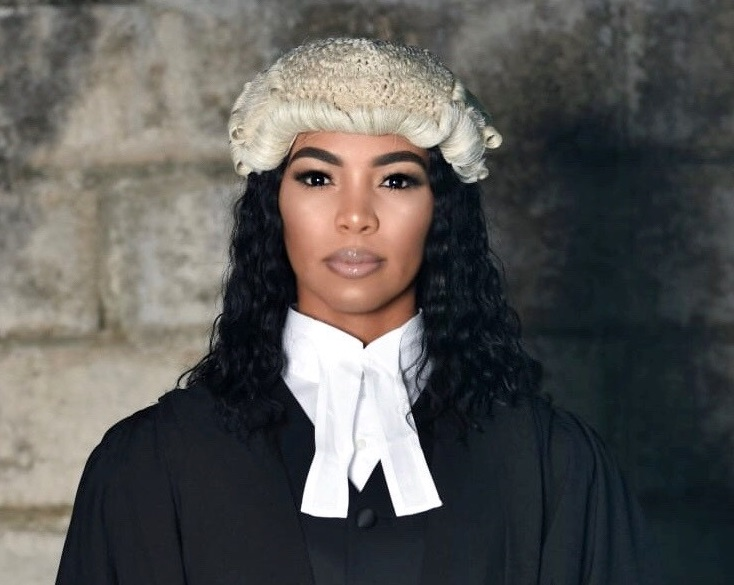 Kimonea Pitt Called To The Bermuda Bar 2018 lawyer