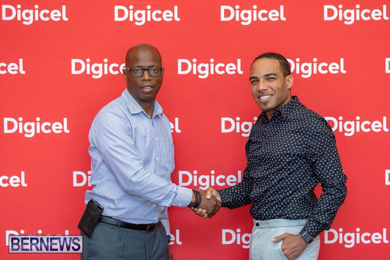 Launch Of Digicel Football Fund Bermuda, November 7 2018-5870