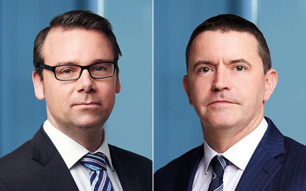 Michael Hanson and Keith Robinson Bermuda Nov 2018