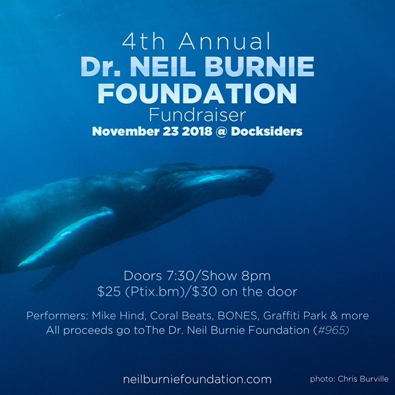 Neil Burnie Foundation Bermuda November 2018