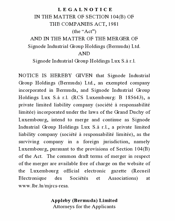 Notice of Merger_201811-page0001