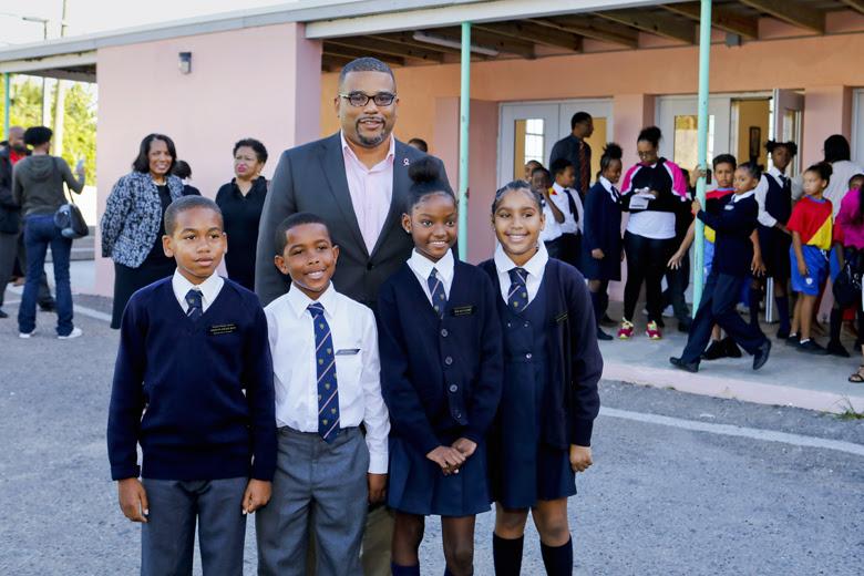 Purvis School Student Leaders Bermuda Nov 1 2018 (1)