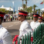 Remembrance Day Parade Bermuda, November 11 2018-7146