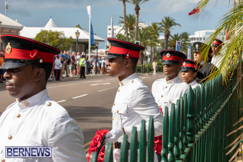 Remembrance-Day-Parade-Bermuda-November-11-2018-7146