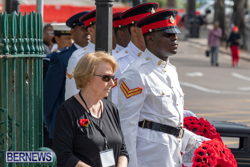 Remembrance-Day-Parade-Bermuda-November-11-2018-7151