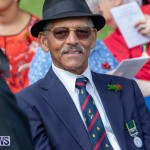 Remembrance Day Parade Bermuda, November 11 2018-7157