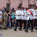 Remembrance Day Parade Bermuda, November 11 2018-7175
