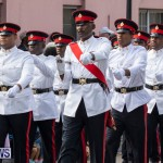 Remembrance Day Parade Bermuda, November 11 2018-7177