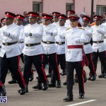 Remembrance Day Parade Bermuda, November 11 2018-7184