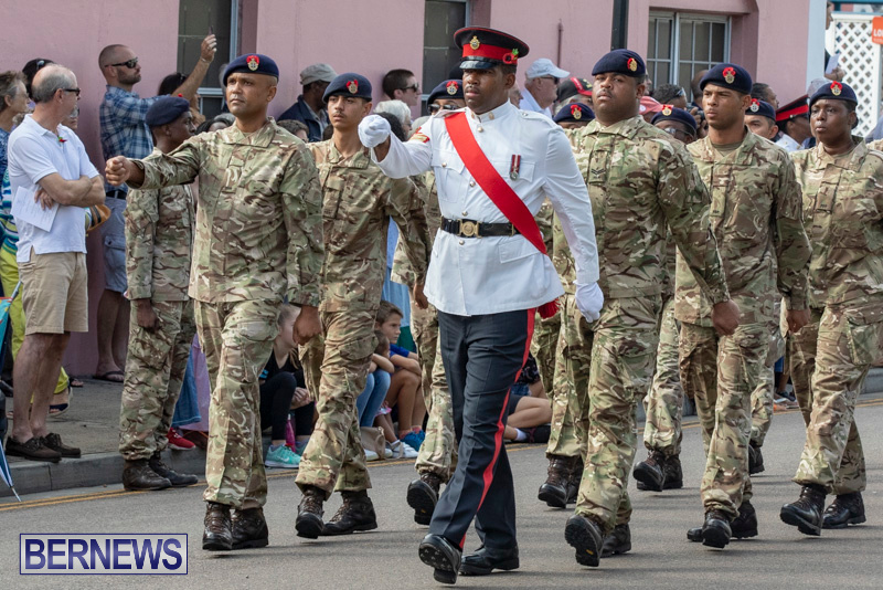Remembrance-Day-Parade-Bermuda-November-11-2018-7193