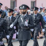 Remembrance Day Parade Bermuda, November 11 2018-7219