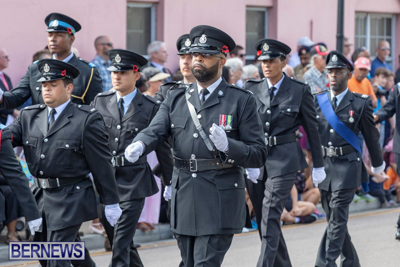 Remembrance-Day-Parade-Bermuda-November-11-2018-7219