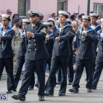 Remembrance Day Parade Bermuda, November 11 2018-7226